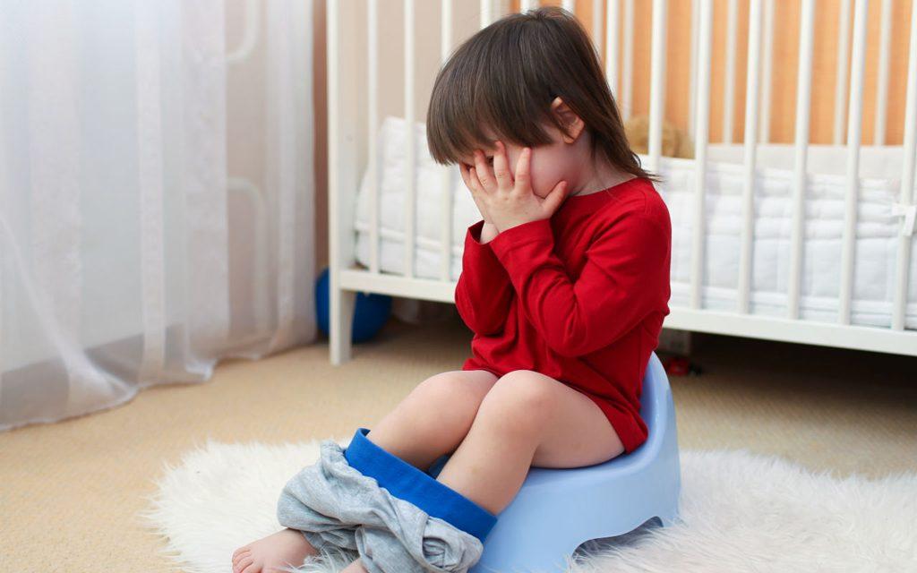 آموزش دستشویی رفتن کودکان