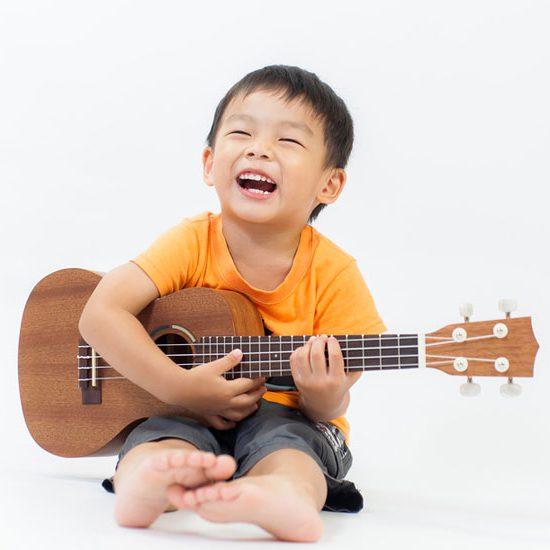 تاثیر موسیقی در رشد کودک