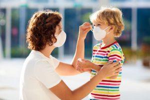 مدیریت اضطراب کودکان درباره ویروس کرونا