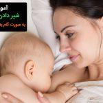 شیر دادن به نوزاد ؛ پاسخ به تمامی سوالات مادران!