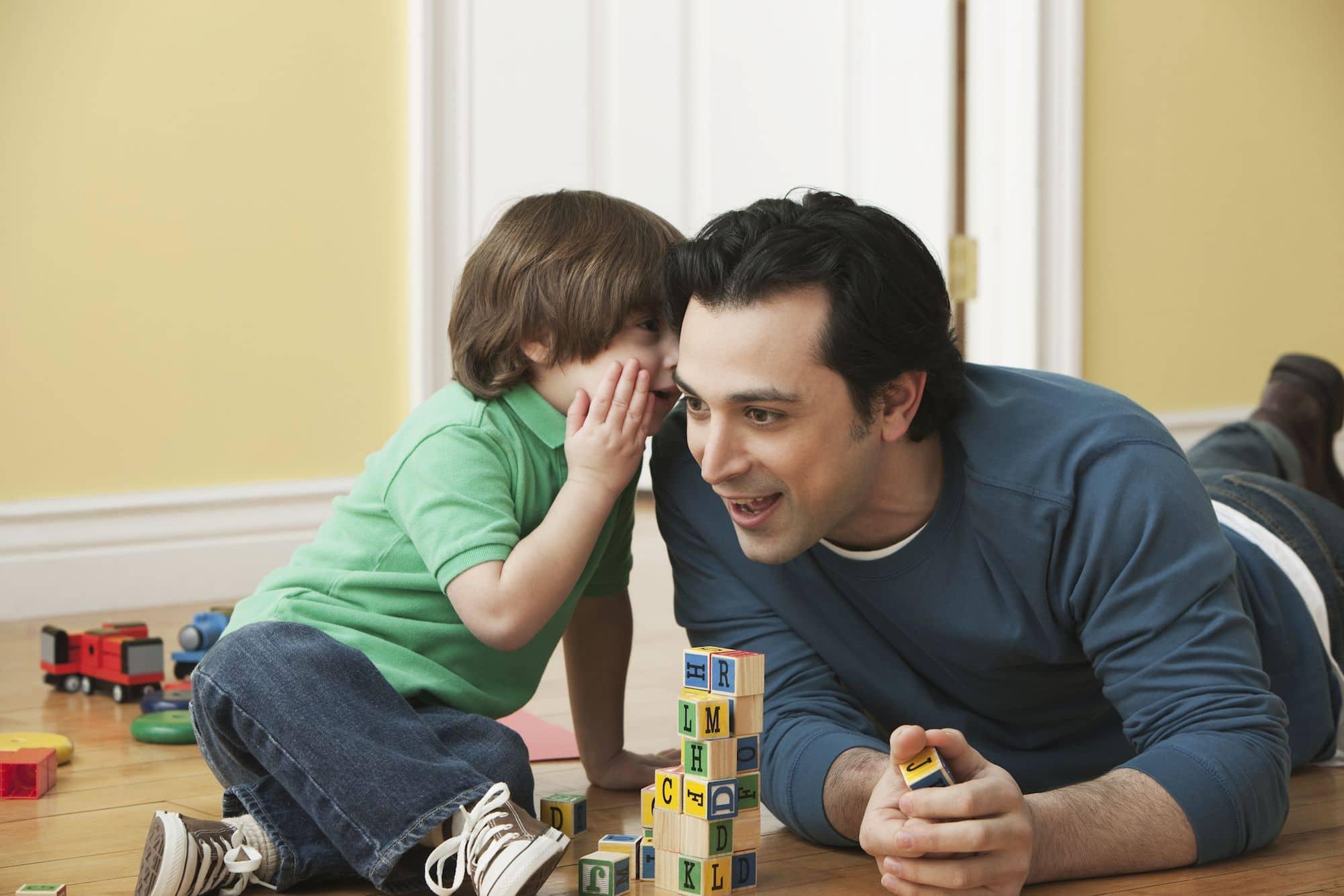 دهن لقی کودک