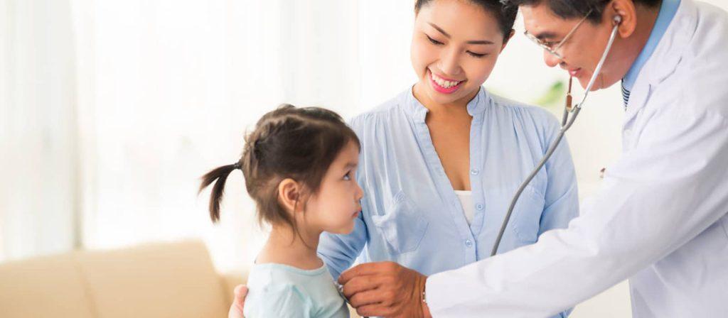رشد کودک در 25 ماهگی ترس کودک از دکتر