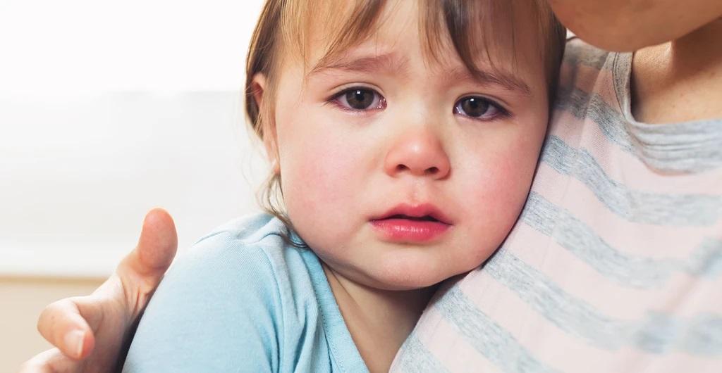 ترس کودک سه ساله