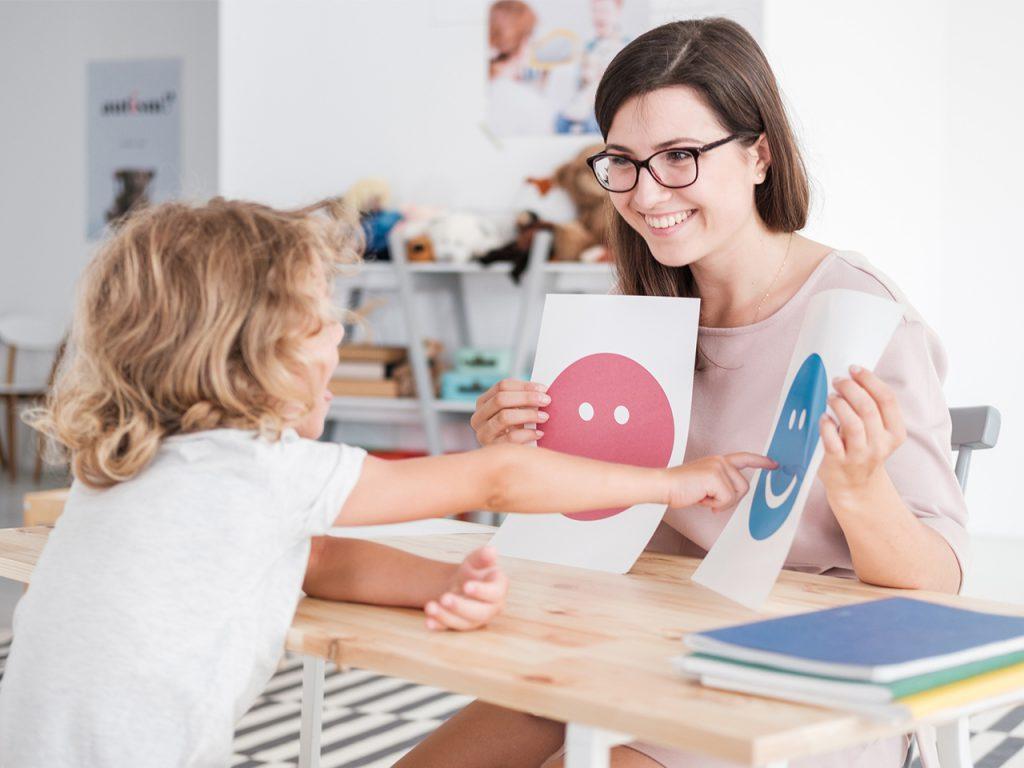 مراجعه به روانشناس کودک
