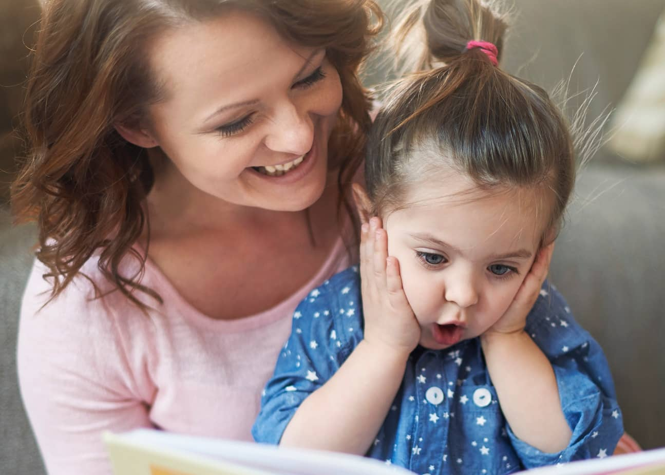 مهارت های زبانی کودک در چهار سالگی