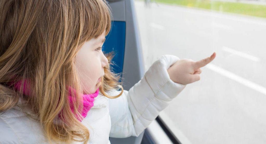 پیدا کردن تفاوت توسط کودک سه ساله