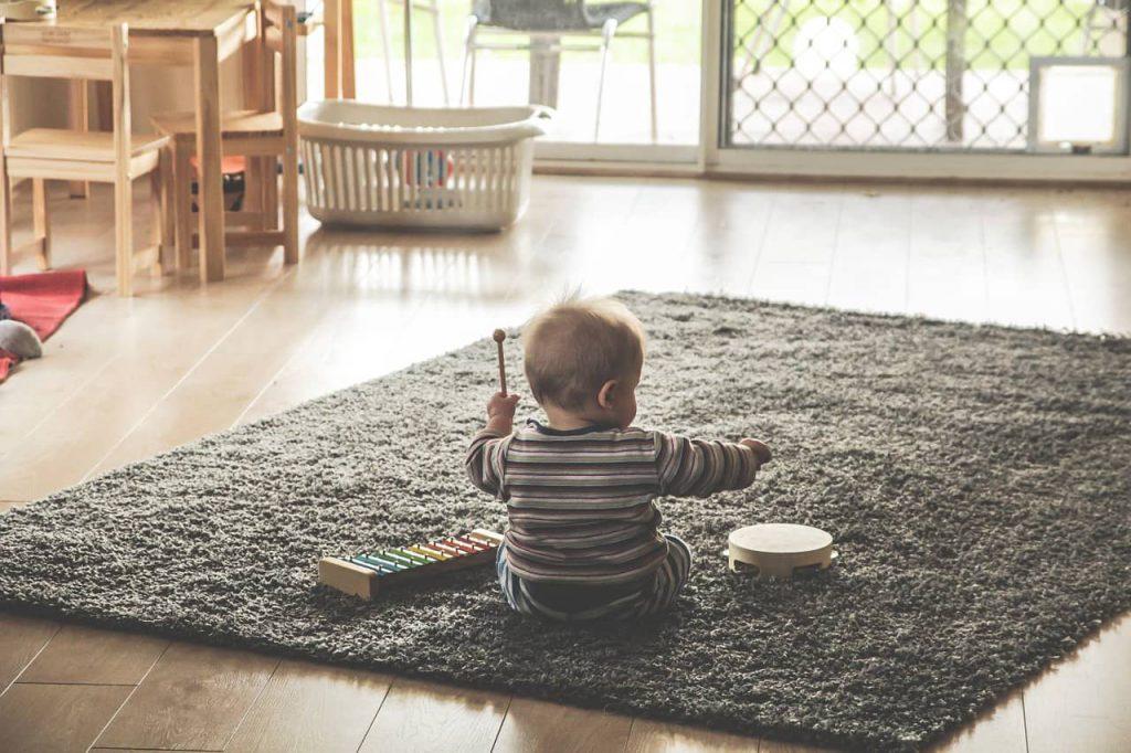 کودک بد غذا در هفته سوم ماه سیزدهم