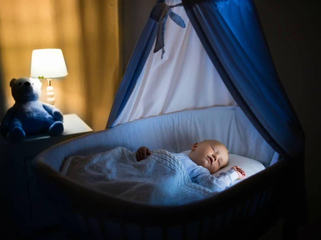 ایجاد محیطی امن برای نوزاد