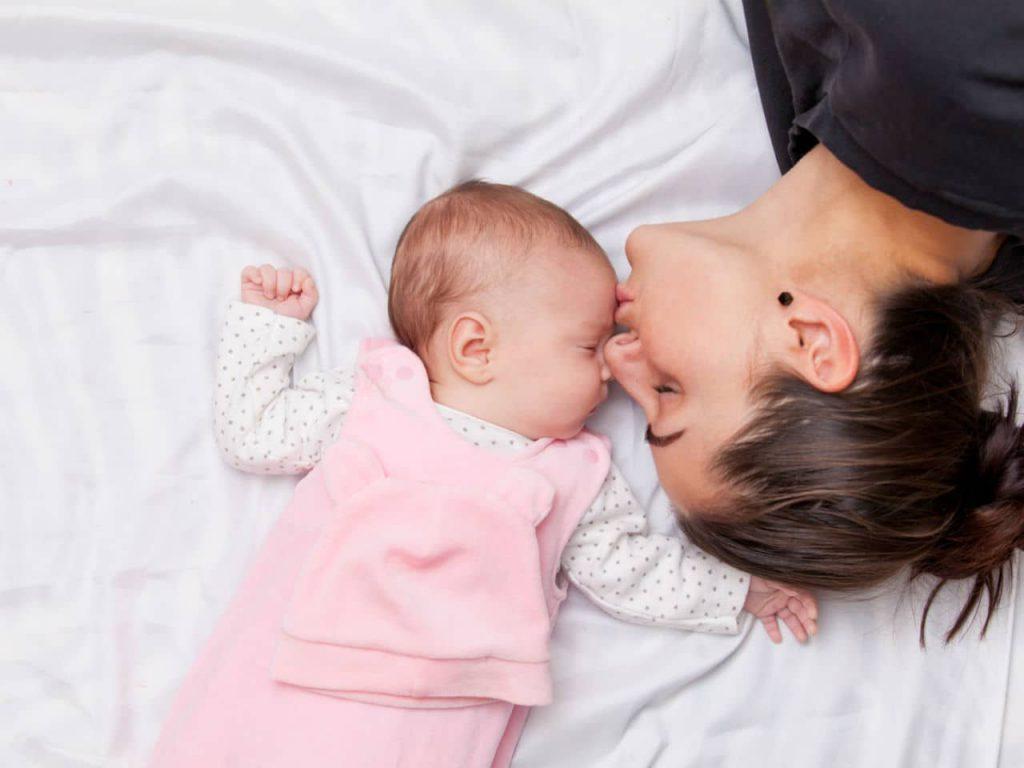 حس بویایی نوزاد در هفته اول نوزادی
