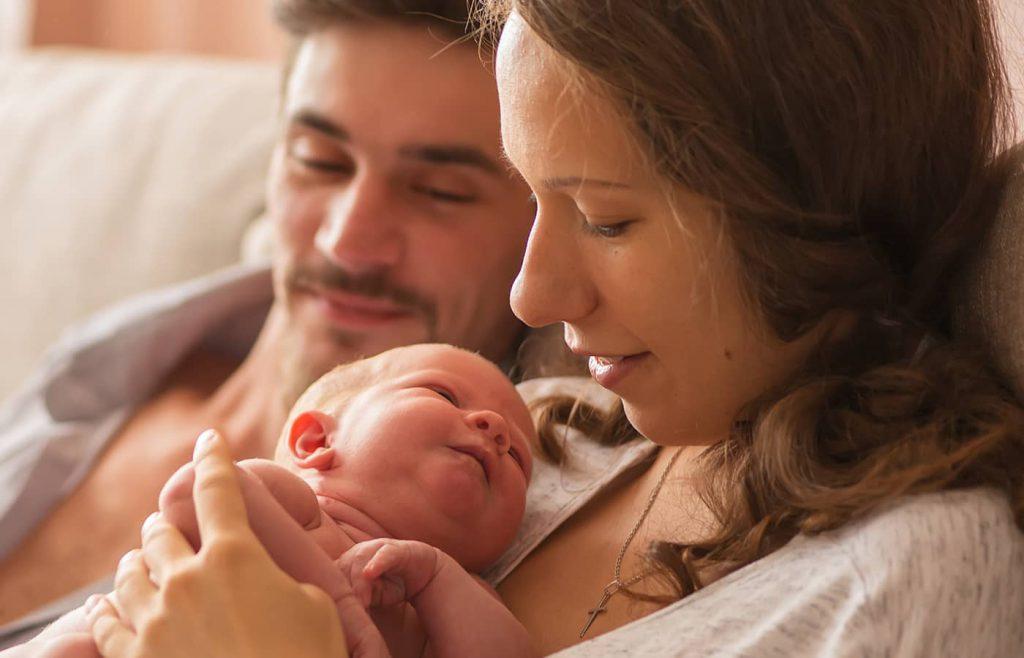 پدر و مادر شدن