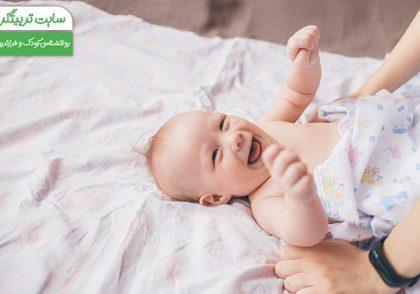 هفته هفتم نوزادی