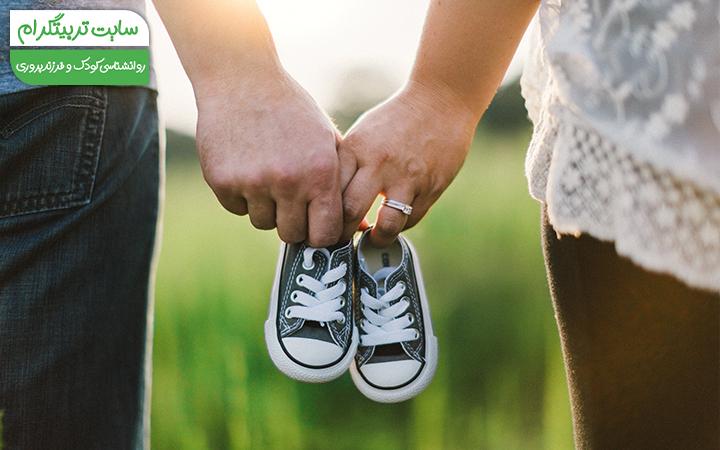 شروع رابطه جنسی در هفته هفتم نوزادی