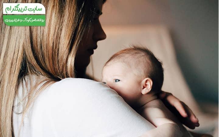 احساس نا امیدی درباره تولد کودک