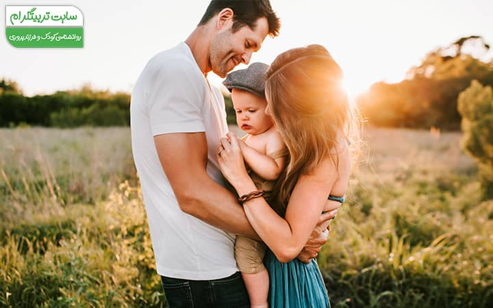 کمک به مادر در تربیت فرزند هفته نهم نوزادی