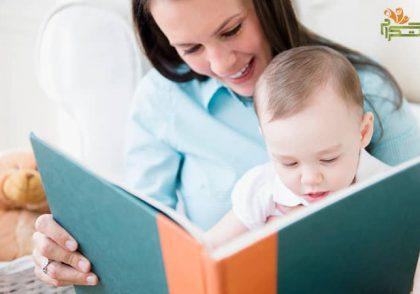 هفته سوم هفت ماهگی؛ شروع کتاب خواندن برای کودک