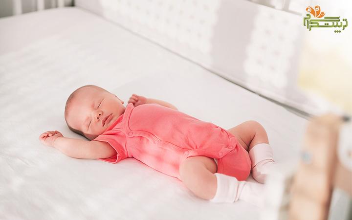 مرگ ناگهانی نوزاد در هنگام خواب