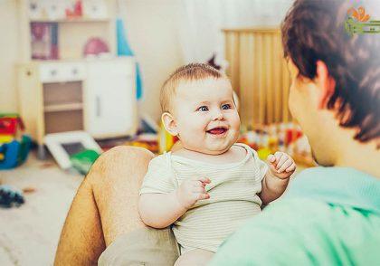 هفته سوم شانزده ماهگی کودک