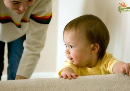 هفته سوم یازده ماهگی نوزاد